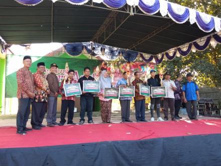 Paguyuban Seni Kadibeso Desa Sabdodadi sabet Juara 3 Lomba Festival Upacara Adat tingkat Kabupaten