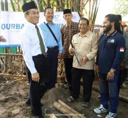 Wakil Bupati Bantul Pimpin Haflah Qurban Merdeka